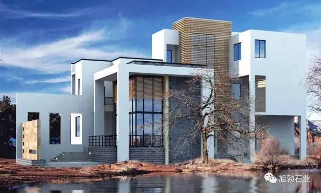 二百平方的别墅设计图