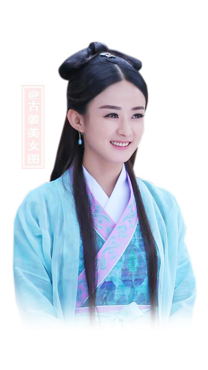 《楚乔传》上映,赵丽颖古装造型哪个最打动你?