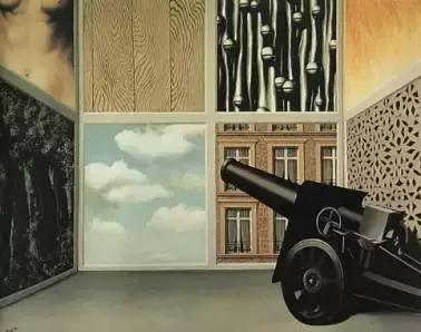 马格利特 一场理性世界的绘画冒险