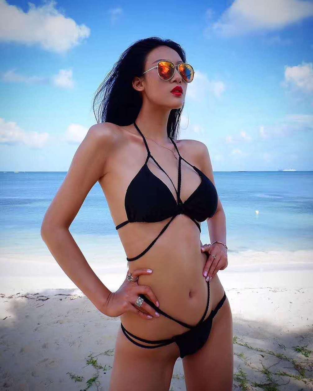 看看2017年夏天的模特演员林夕是否逆成?身材更性感?气质更迷人?