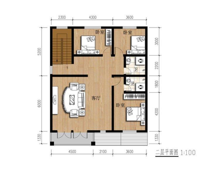 怎么样 ,这16套农村钢结构房屋户型图纸,有喜欢的吗?
