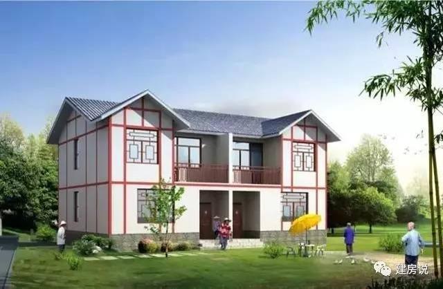 村墅记│现代中式农村小别墅,建成了不比邻居家差