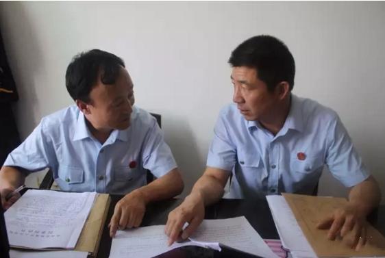陕西渭南中院法官跋山涉水赴黔南 审慎办理离婚案