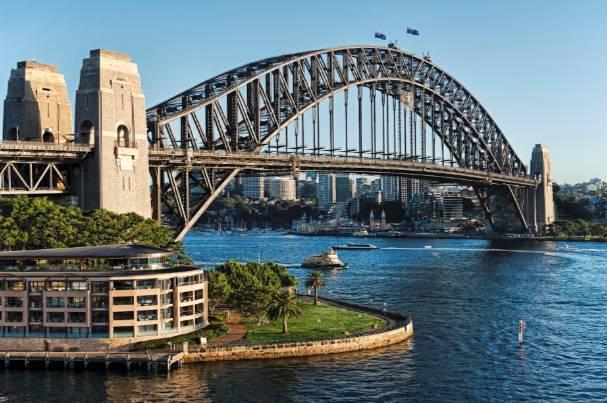 好玩又不累的悉尼3日游路线~!
