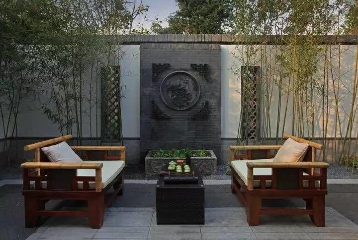新中式建筑,美到骨子里!-郑州园林景观展图片