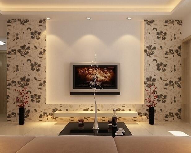 客厅电视背景墙三宜