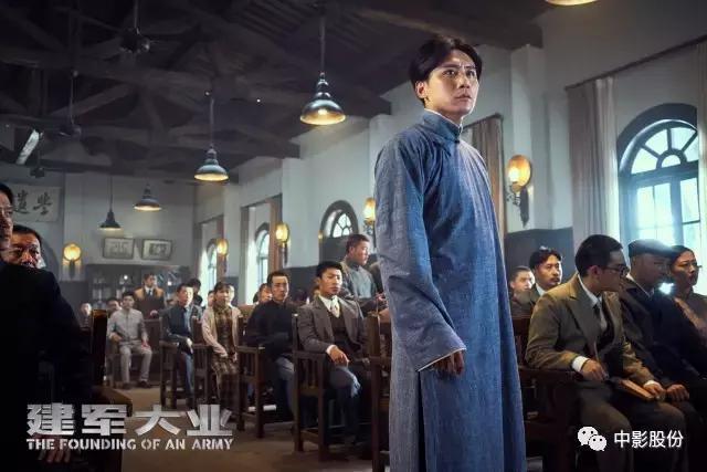 刘伟强逼出近40位青年演员最硬表演