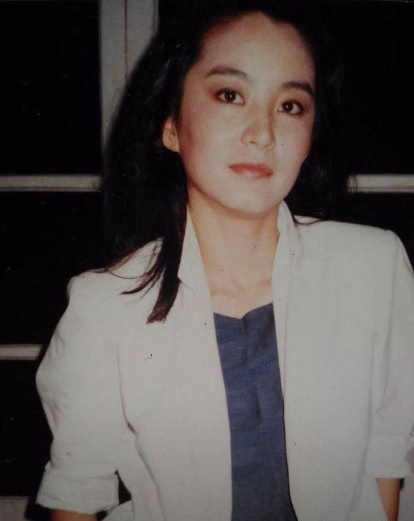 七十张林青霞年轻时的美照,相信没几个人见过