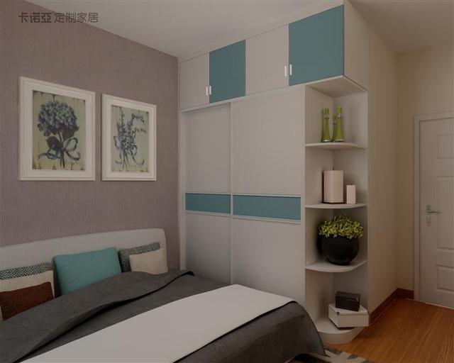 搭配小課堂:臥室衣柜用什么顏色好看?