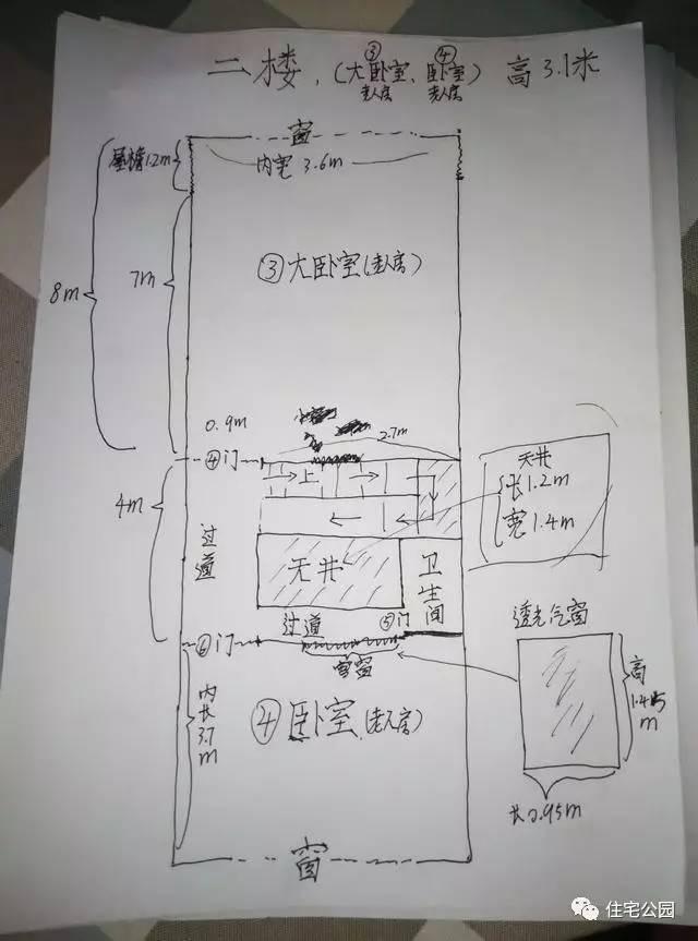 4x12米设计图纸效果图