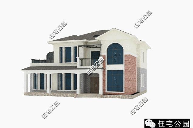 农村2层别墅,带地下室,阳光房,柴火房!