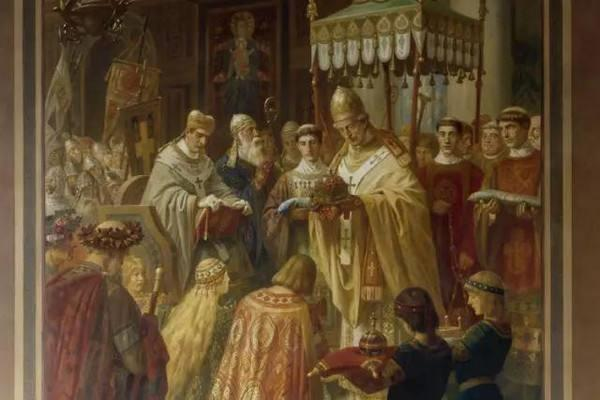 法国亨利二世的儿子_英国历经数个王朝王位却都在外国人手中传递