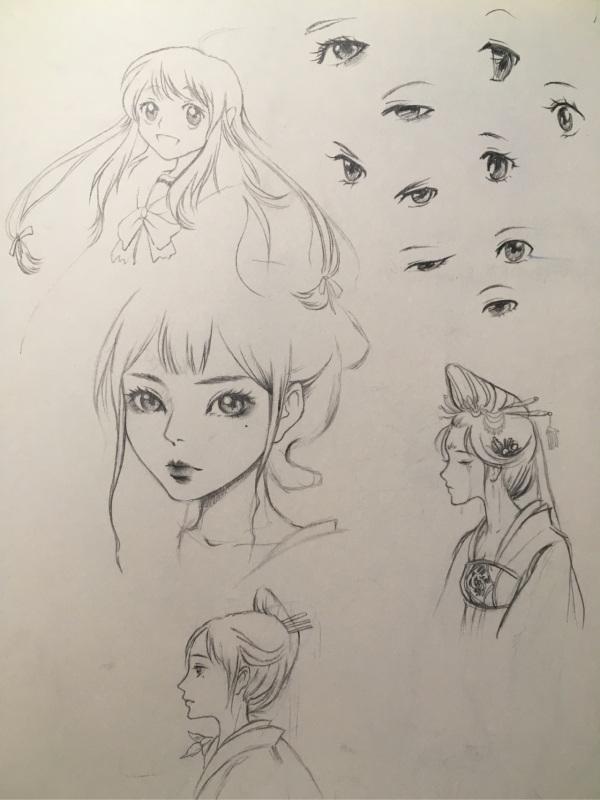 零基础自学铅笔画素描,速写,手绘,插画,彩铅画教程