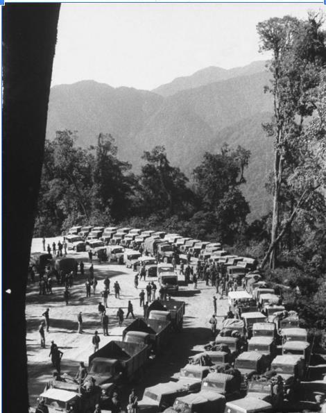 1962年中印战争_看印方拍摄的1962年中印战争照片,认识中对印自卫反击