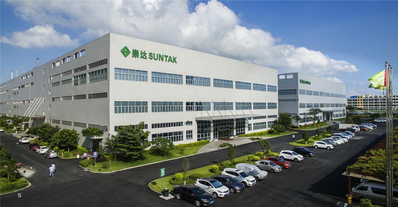崇达工厂图片  崇达电路江门公司凭借先进的生产管理以及深厚的技术