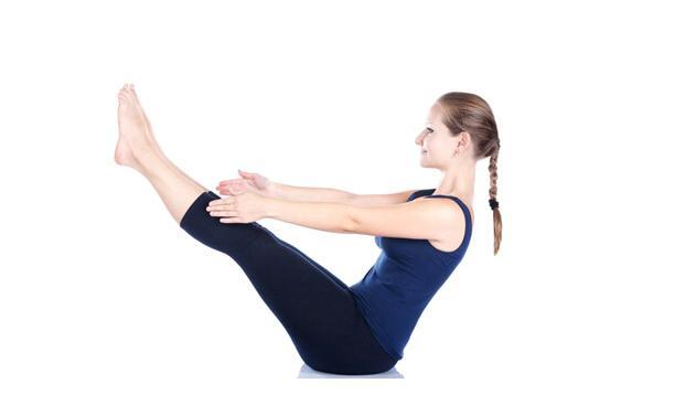 瑜伽腹部减肥动作有哪些