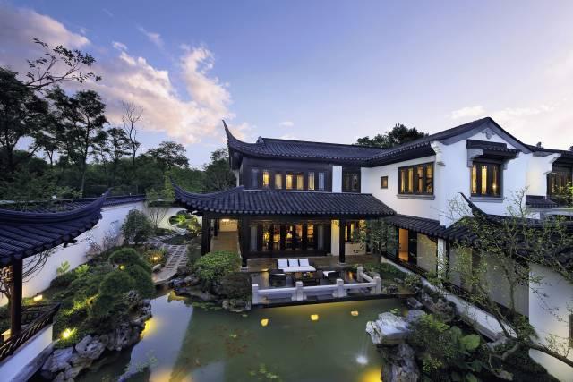 最美中式庭院 · 中国人骨子里的东方生活美学图片