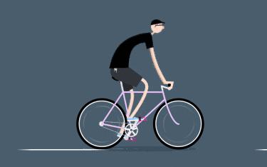 不会倒的自行车原理_倒三轮自行车悬挂原理