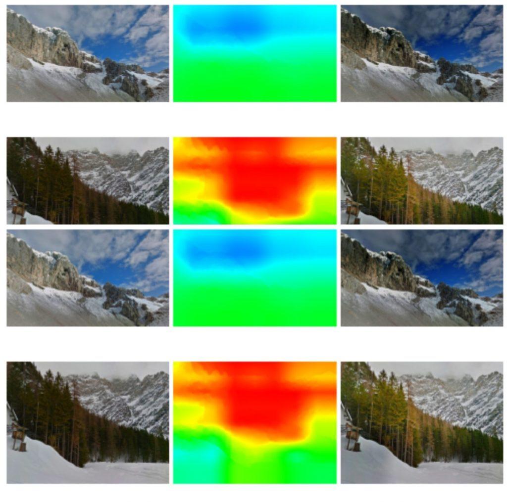 Google AI(AlphaGo)拍的照片与专业摄影师一样 - wuwei1101 - 西花社