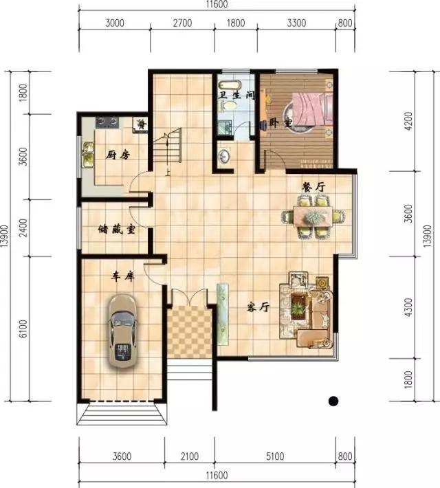 房间平面图有没有