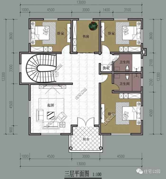 标准厨房设计图展示