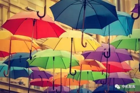 2017最智能营销案例:共享雨伞
