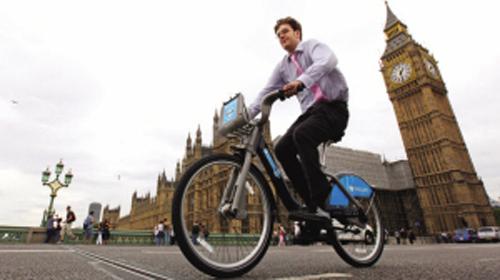 国外的共享单车是啥样儿