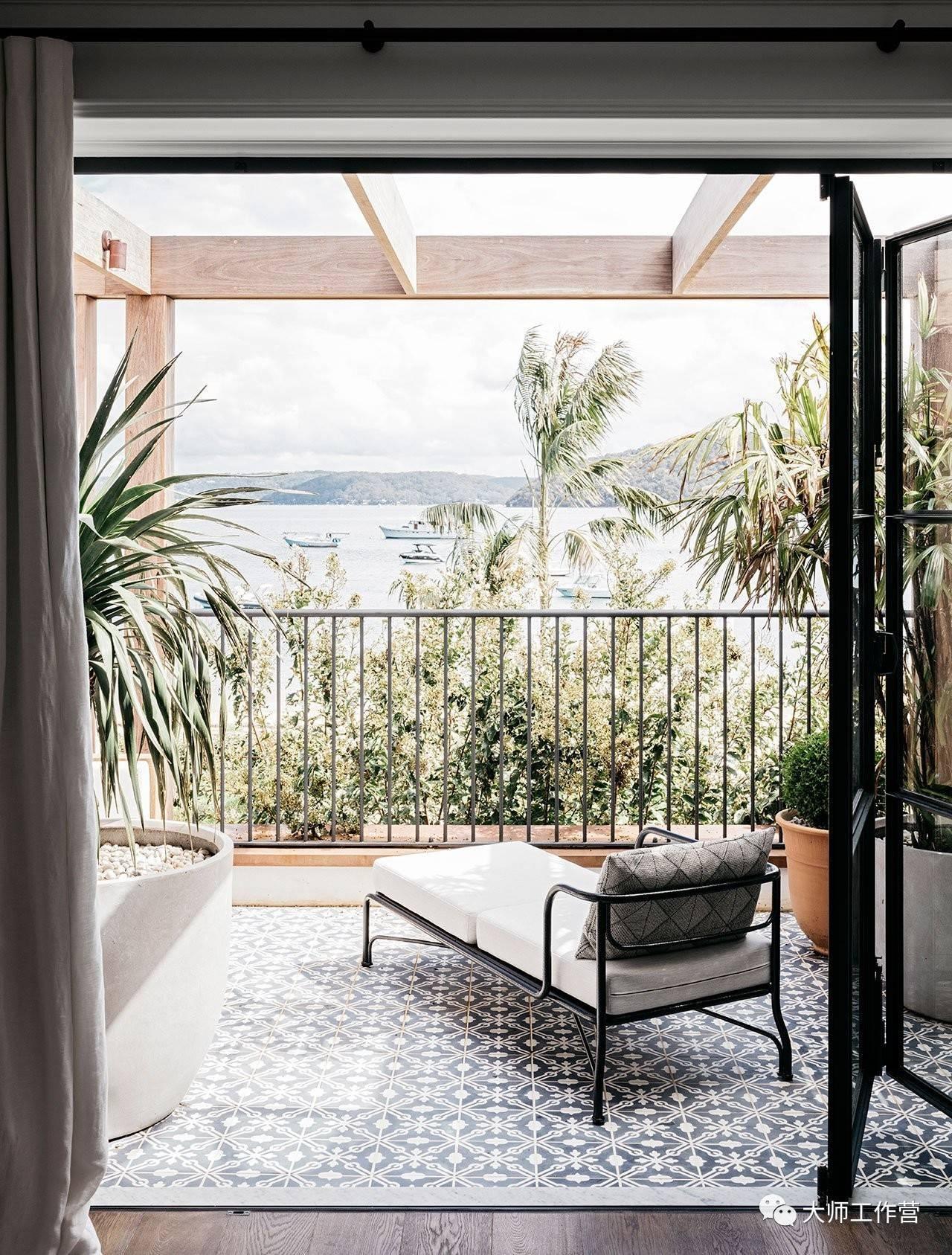 悉尼棕榈滩上的Iluka House度假别墅