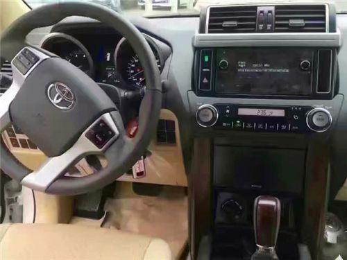 17款丰田霸道2700中东版最新报价17款霸道2700配置