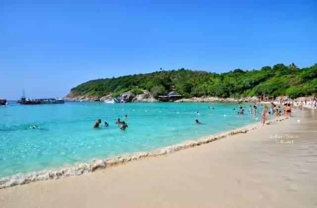 普吉岛出海,到底哪个离岛更好玩?