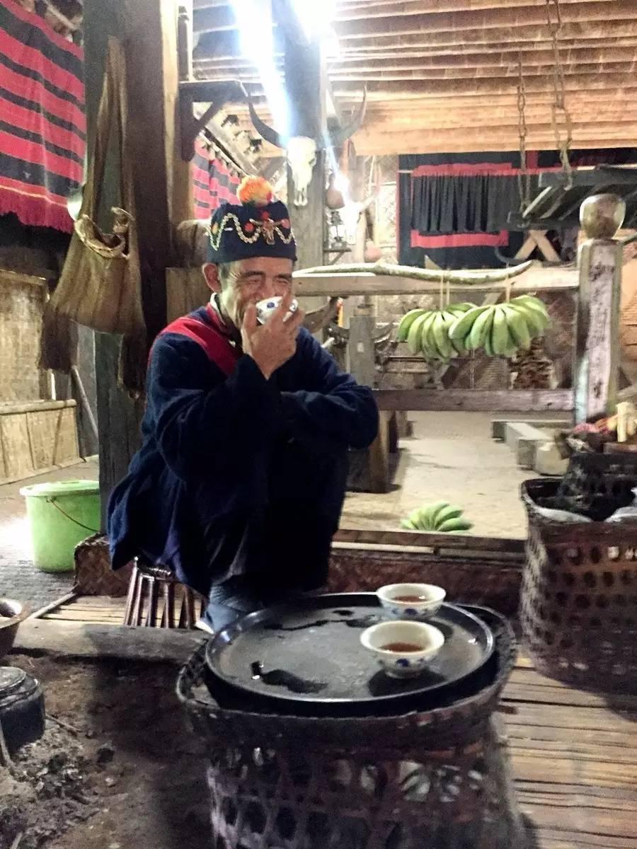 佤族翁丁寨,神秘而古老,原始部落生活景象