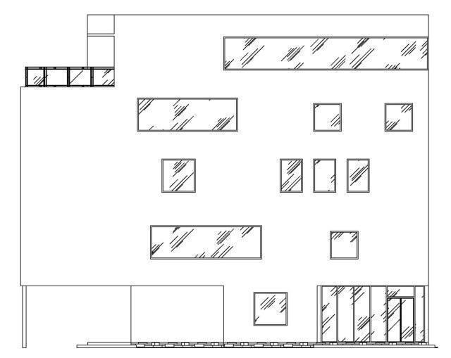 易盖房图纸:办公楼的建筑师也能设计农村别墅