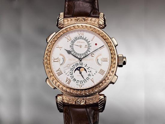 百达翡丽手表进水的处理 百达翡丽维修售后中心