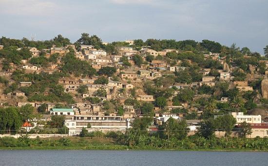 坦桑尼亚经济总量多少_坦桑尼亚地图
