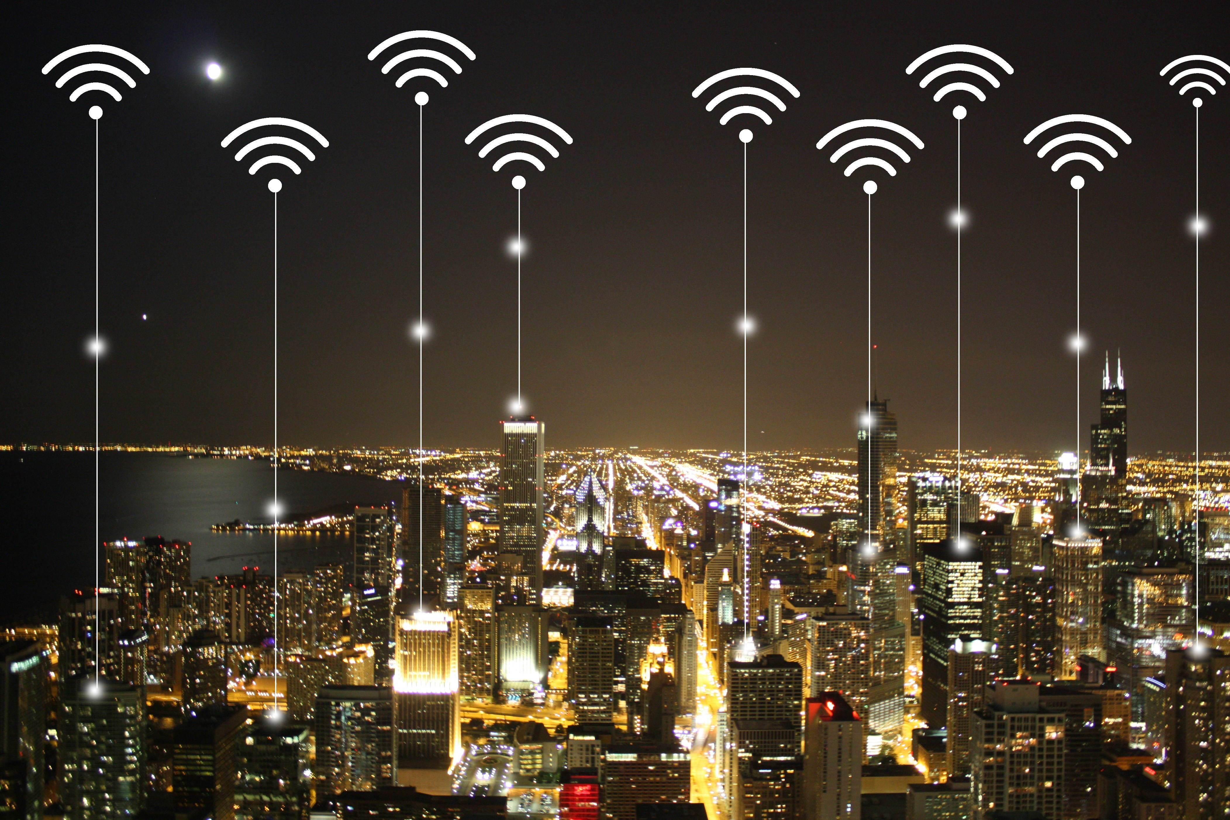 中科爱讯wifi探针在线下广告定向投放的应用