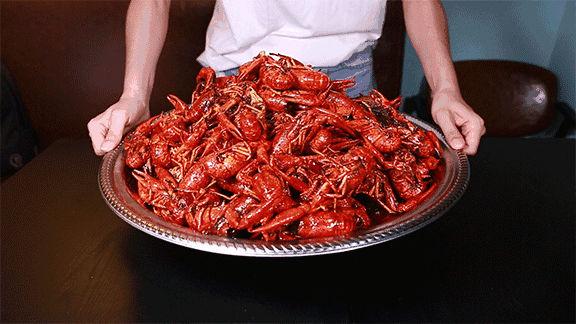 吃货们把小龙虾吃断货了 稻虾连作 养殖要火