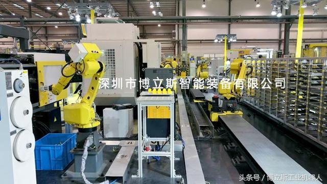 数控机床机器人分类