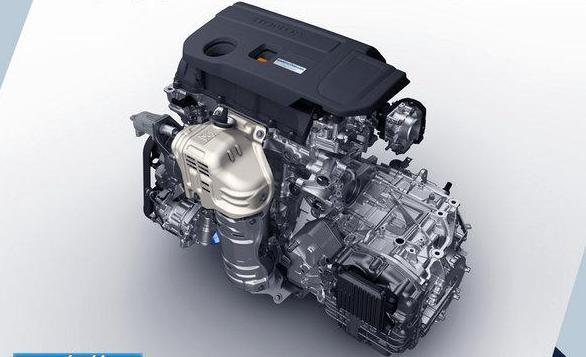 内部采用四缸结构,拥有进排气可变气门正时技术以及vtec气门升程控制
