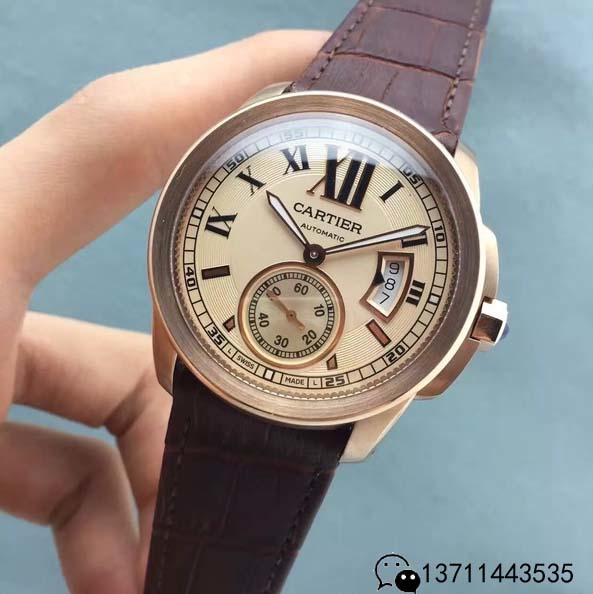 瑞士最时尚的手表品牌,复刻卡地亚手表鉴赏
