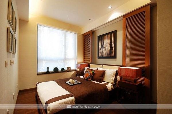 艺术 正文    佳纳软装—新中式风格案例   此套新中式高档别墅软装饰