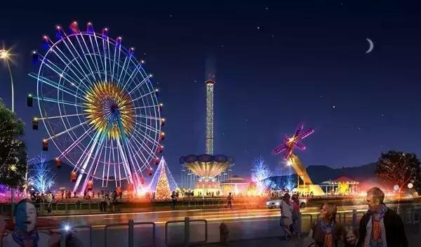 大数据丨思达·欢乐谷暑假免费接送车开通啦!