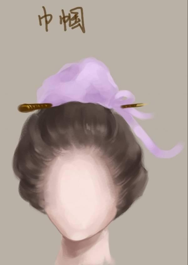 那些美哭的古代女子发型你喜欢哪款?丨维森工作室