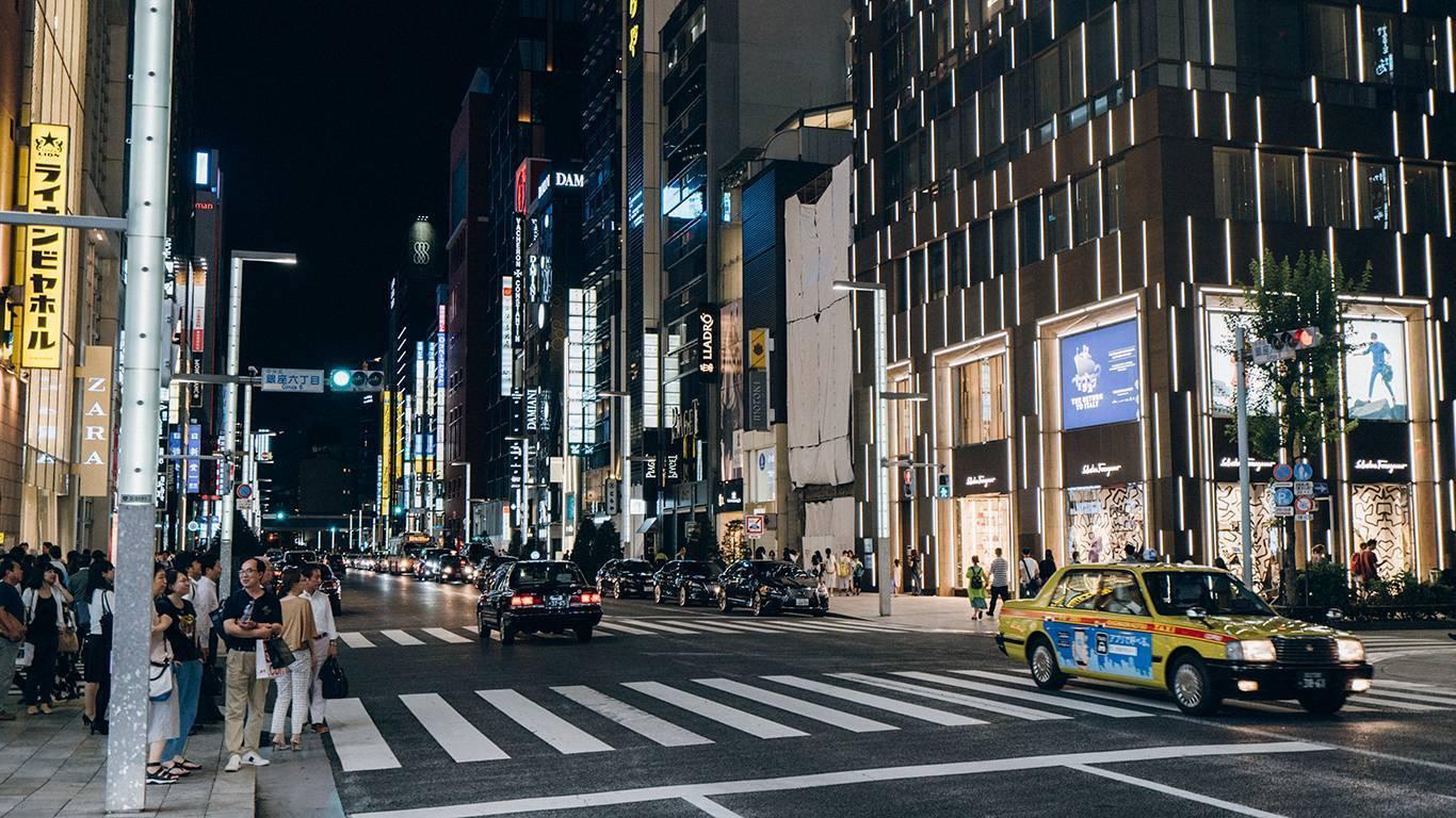 壁纸 街道 街景 1366_768