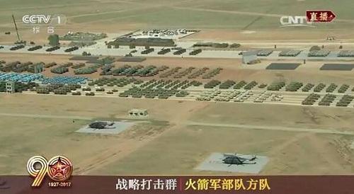 建军90周年大阅兵 安防雷达做幕后英雄
