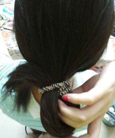 2款优雅简单的长发短发发型扎法教程!