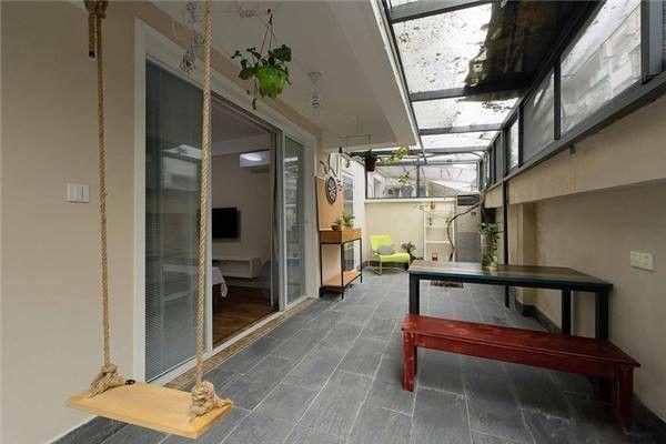 半地下阳光房改造方法与半地下阳光房装修效果图