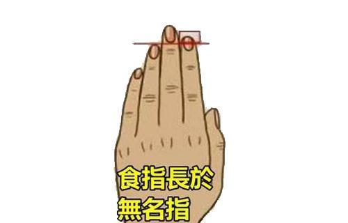 这几根手指越长,预示福气长,钱财不愁,好运不断