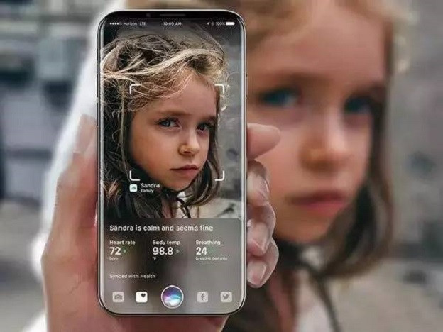 iPhone 8将支持人脸识别用户担心大浓妆识别得出吗