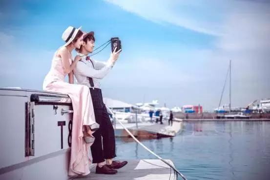 长沙旅行婚纱照这样穿,拍照美到老公都目不转睛