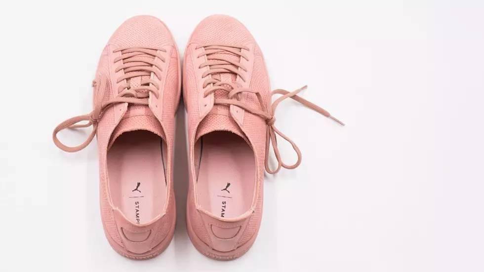 鞋带太长是吐槽过的了,当然我也是有解决方法的,详情见上脚照图片